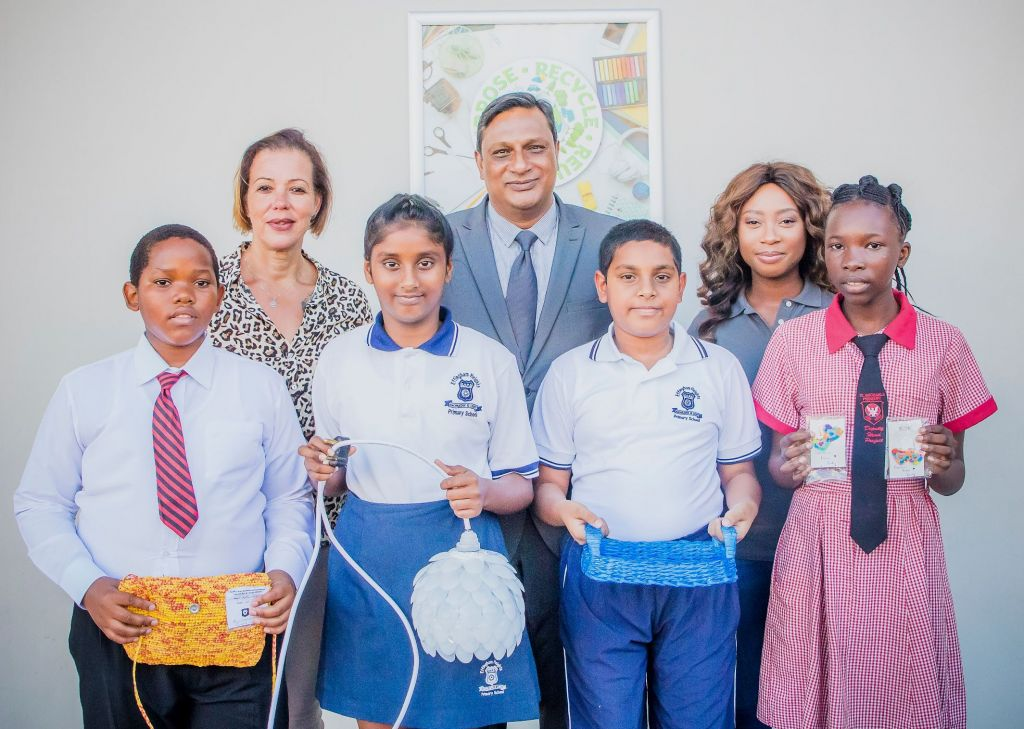 school competition recycling winners announced